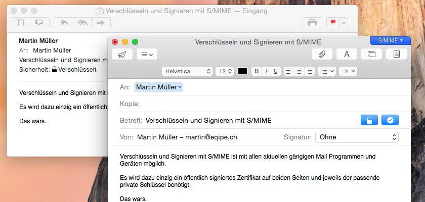 E-Mail-Verschlüsselung mit S/MIME | eqipe GmbH